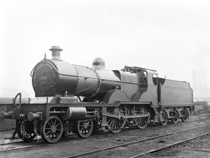 Compound locomotive, 1902