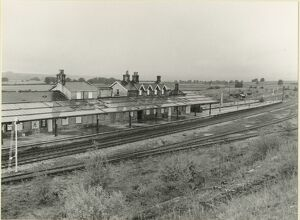 <b>Hellifield Station, North Yorkshire</b><br>Selection of 29 items