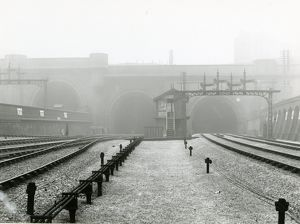 King's Cross station, London, Great Northern Railway, May 1908