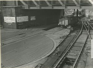 Liverpool Street station, about 1911
