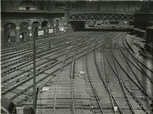 Liverpool Street station, August 1911