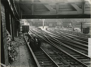 Liverpool Street station, East, about 1911