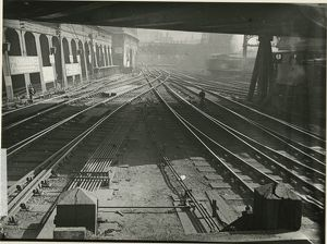 Liverpool Street station, West, August 1911
