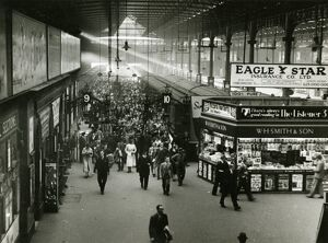 London Victoria station, Southern Railway, 1930s